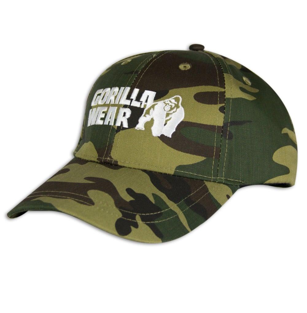 b92a2f5322247f Gorilla Wear Camouflage Cap bei Gorilla Wear Deutschland kaufen