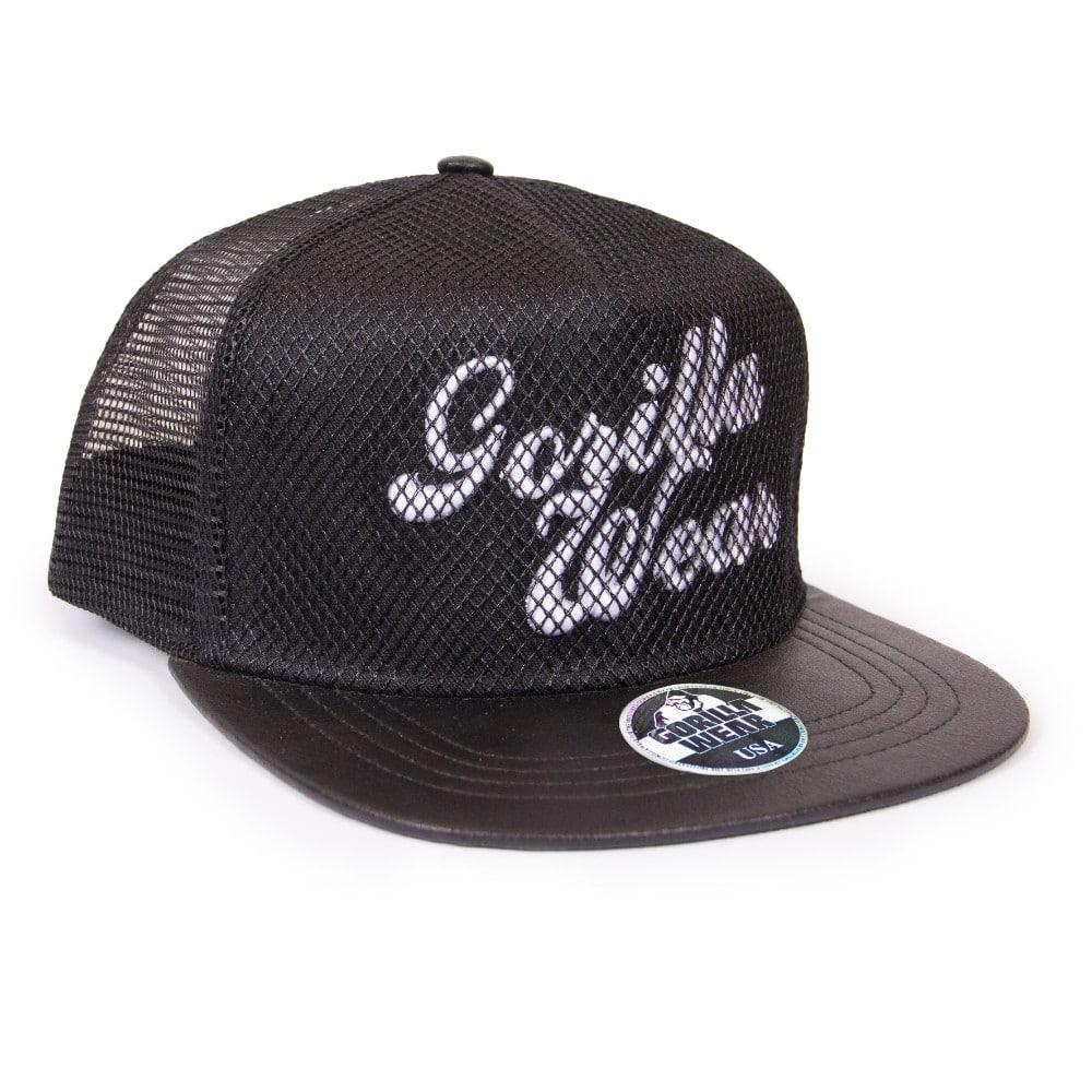 a66545bbc6f535 Gorilla Wear Mesh Cap - schwarz bei Gorilla Wear Deutschland kaufen